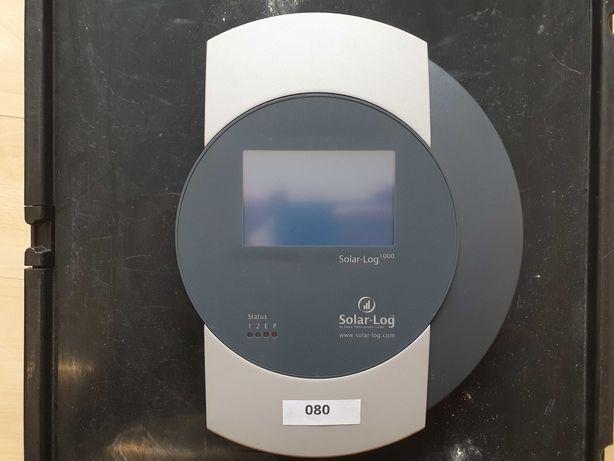 SolarLog 1000 do monitorowania i zarządzania