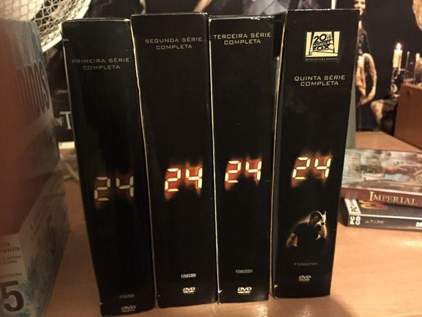 24 - Coleção em DVD