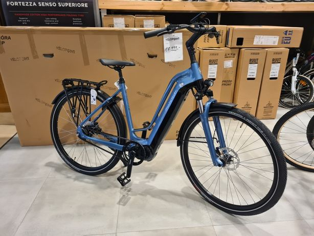 Holenderski rower elektryczny elektryk Multicycle Legacy EMB Shimano