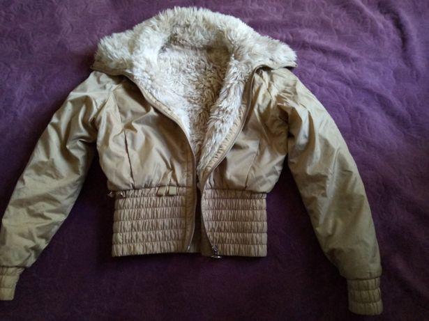 Куртка, зимняя модная фирменная 44 размер