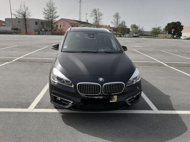 Bmw serie 2 118 7 lugares line luxuary