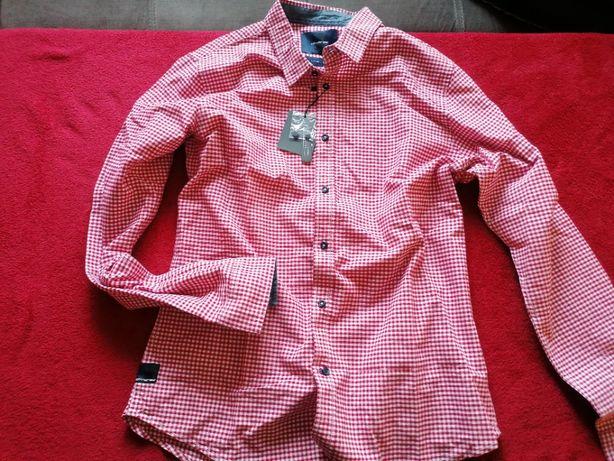 Diverse koszula męska XL slim nowa z metkami