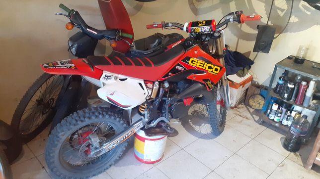 Vendo Honda cr 85