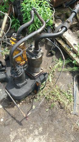reduktor skrzynka pompa hydrauliczna dźwig roman hydros wiertnica