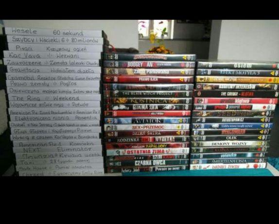 Kolekcja Filmy film oryginały DVD CD