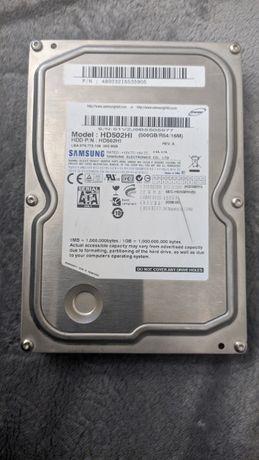 Dysk twardy Samsung 3,5 cala 500GB