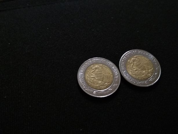 Monety Meksyk zestaw
