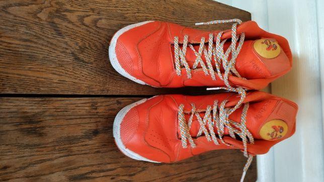 Buty sportowe wyższe Reebok Tennis, r45, pompowane, jak nowe