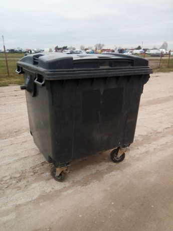 Pojemnik kosz kontener na śmieci 1100l