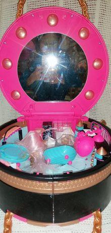 Іграшка набір ляльковий LOL салон краси