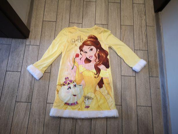 Sukienka/piżamka Bella piękna i bestia