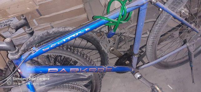 Велосипед Parkpre solitude