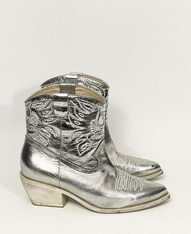Ботинки казаки Le Silla. Люкс бренд. Оригинал.