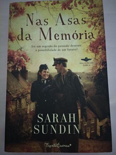 Nas Asas da Memória - Sarah Sundin