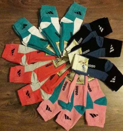 Носки махровые женские спортивные.