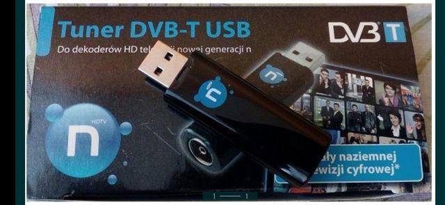 Tuner naziemny DVB do dekoderów NC+ Canal+ ADB-100T