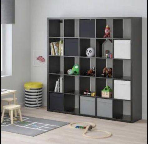 Estante Ikea Kallax 25 cubos