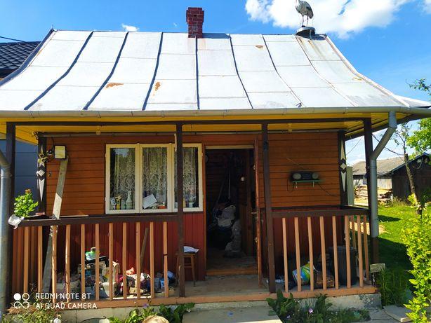 Domek altanka drewniana