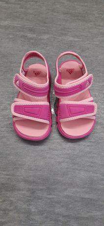 Sandałki adidas 25