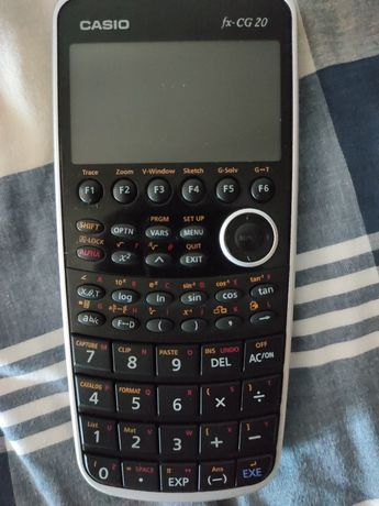 Calculadora Gráfica Casio FX-CG 20