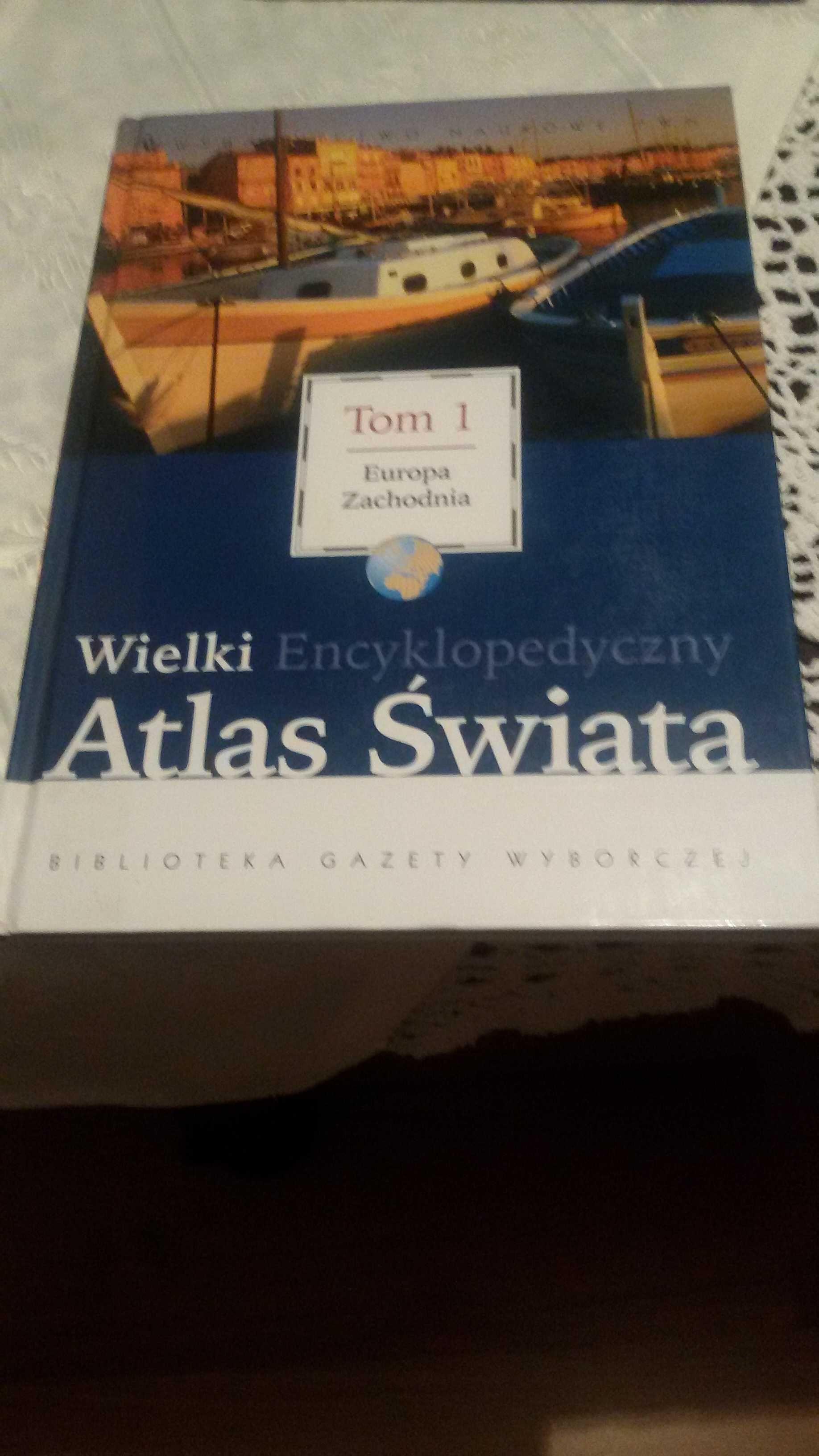 Atlas- Europa Zachodnia