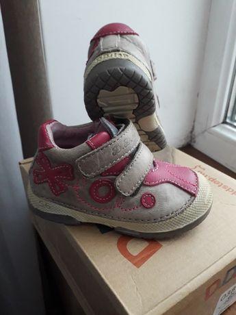 Шкіряне ортопедичне взуття (черевички, кросовки, туфлі) D.D.Step