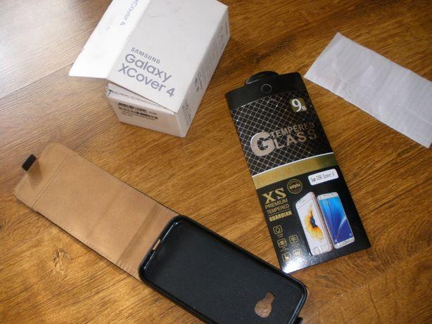Pokrowiec nowy z klapką etui Samsung Galaxy Xcover4
