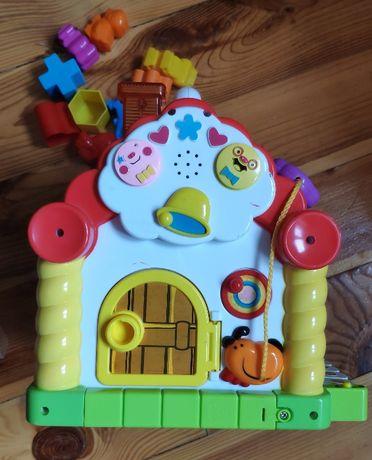 Развивающая игрушка Теремок