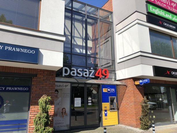 Wynajmę Lokal Usługowo-Handlowy 110 m2 Parter Garwolin ul Kosciuszki