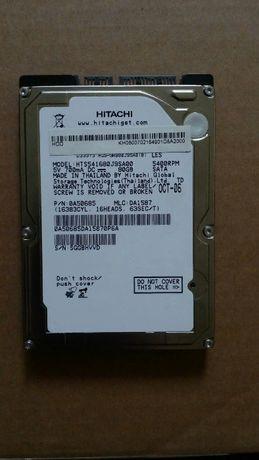 HDD 2.5 80 GB SATA Отличное состояние