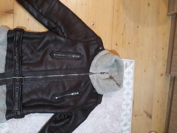 Зимова куртка 48-50 р.