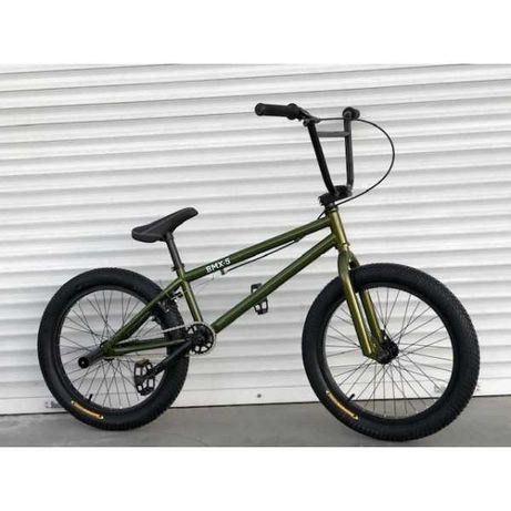 трюковый велосипед бмх bmx для трюков на 20 колёсах