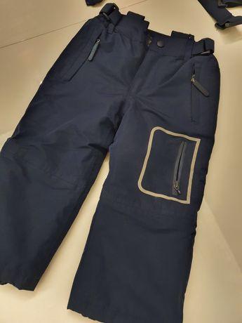 Spodnie narciarskie chłopięce Cool Club Smyk r. 92