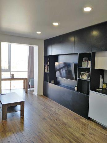 3х комнатная квартира в новострое с дизайнерским ремонтом