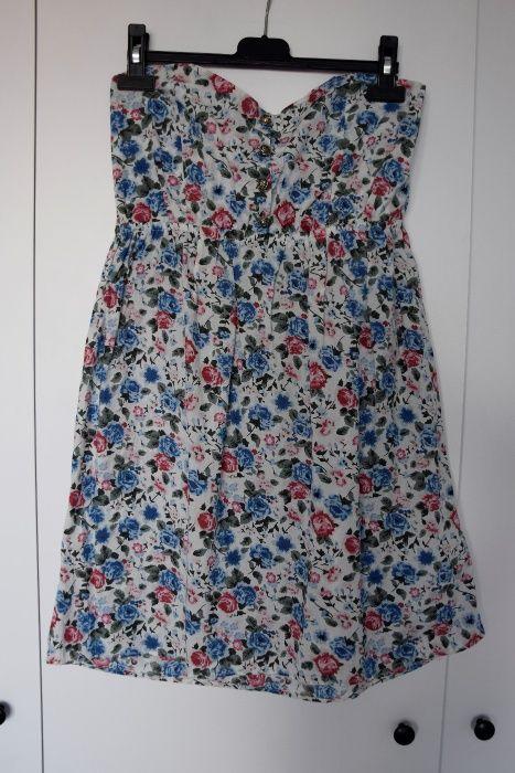 Letnia, wzorzysta sukienka Rybnik - image 1