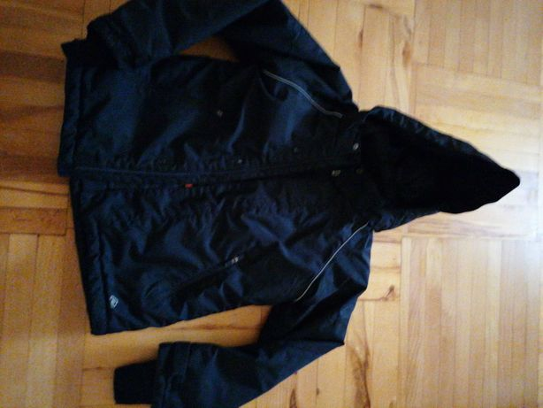 H&M kurtka narciarska 134