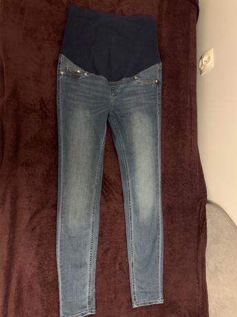 Jeansy ciążowe H&M r.40