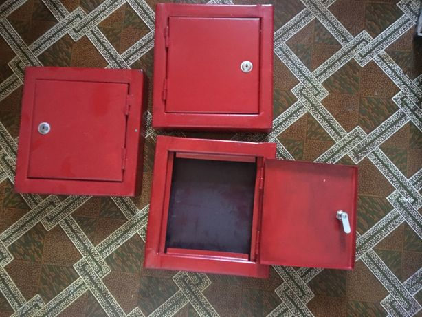 Противопожарный шкаф