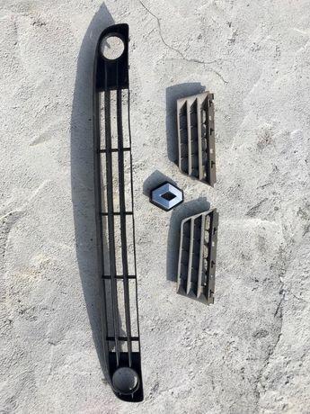 Peças Renault Grand scenic farol nevoeiro, símbolo e grelha