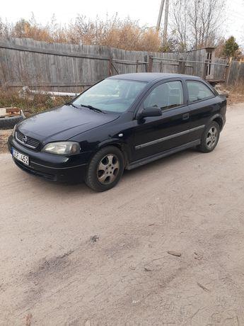 Opel Astra G 2.0