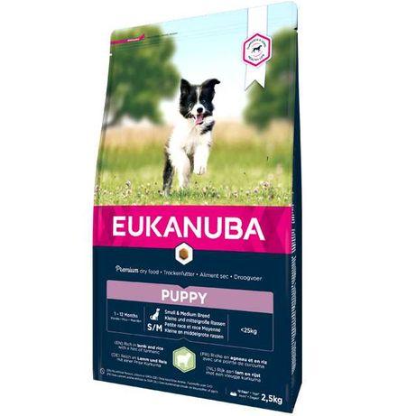 Eukanuba Puppy Small & Medium - Borrego