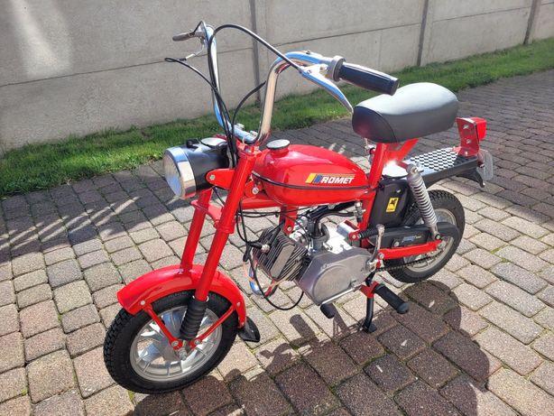 Romet pony m2 motorynka