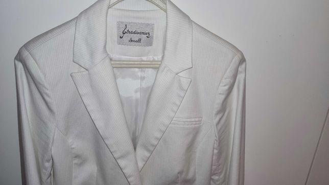 Casaco blazer branco