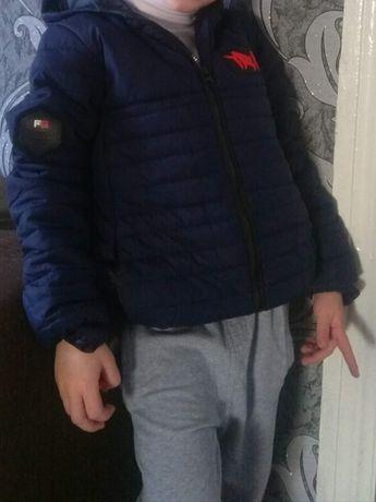 Детская куртка 32