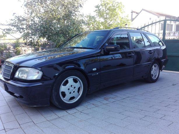 Mercedes-Benz C220, só 178000km