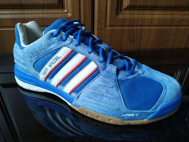 Кожаные кроссовки Adidas Team Spezial 46 stabil волейбольные barricade