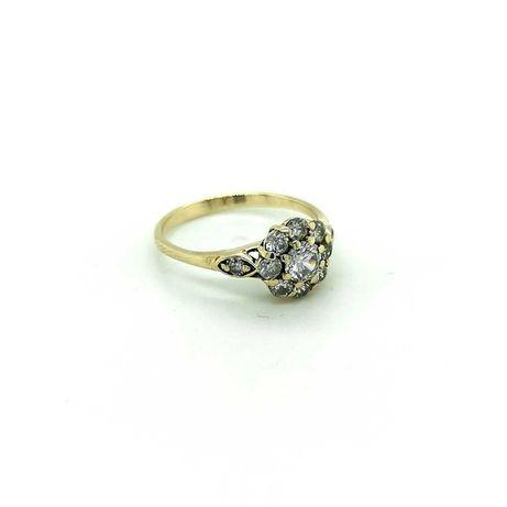 pierścionek złoty pr.333