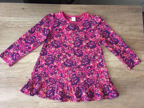 Bluzka z długim rękawem/tunika dla dziewczynki