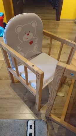 Krzesełko i stolik Klupś