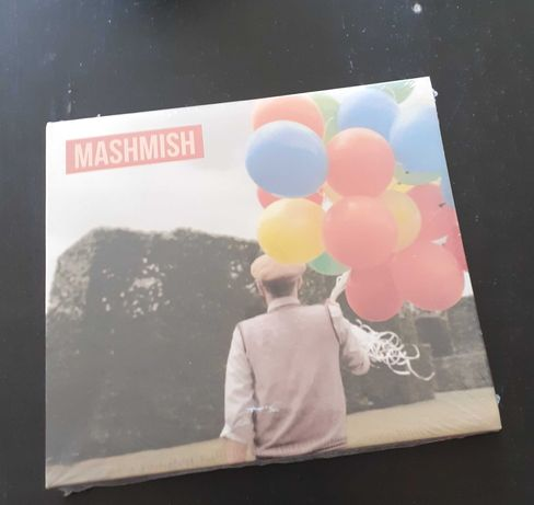 Płyta cd Mashmish
